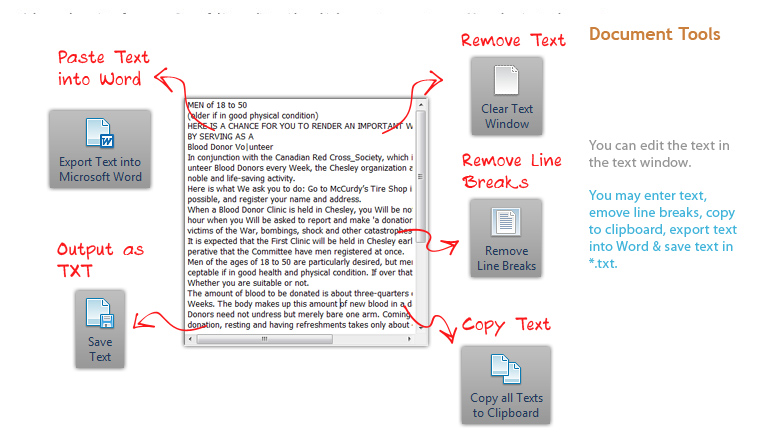 Best OCR to Word Software to Extract Text from Image to Save